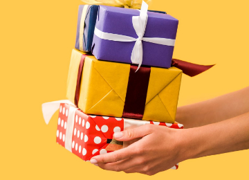 EVA відмовляється від звично дорогих подарунків на свята