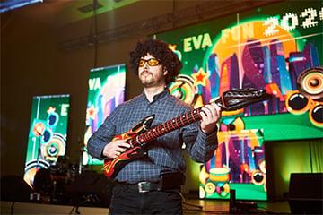 EVA funky party – як це було